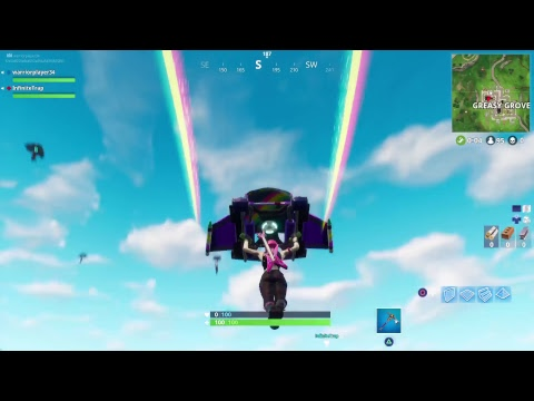Warriorplayer duos with Infinite Trap