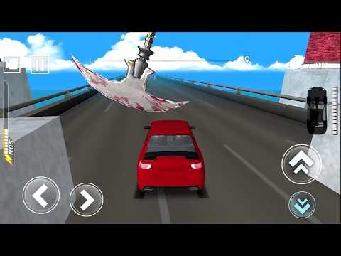 Speed Car Bumps Challenge Deadly Race - Не разбей тачку челлендж машинки гонки прохождение игры #3