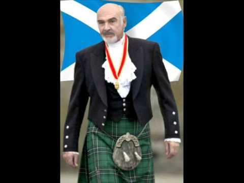 Under the Scotsman's Kilt