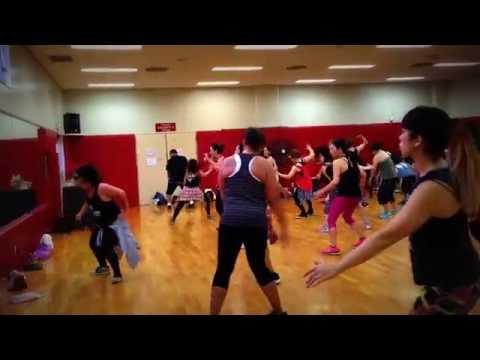 MixxedFit Class @ Ironworks Gym in Okinawa Japan