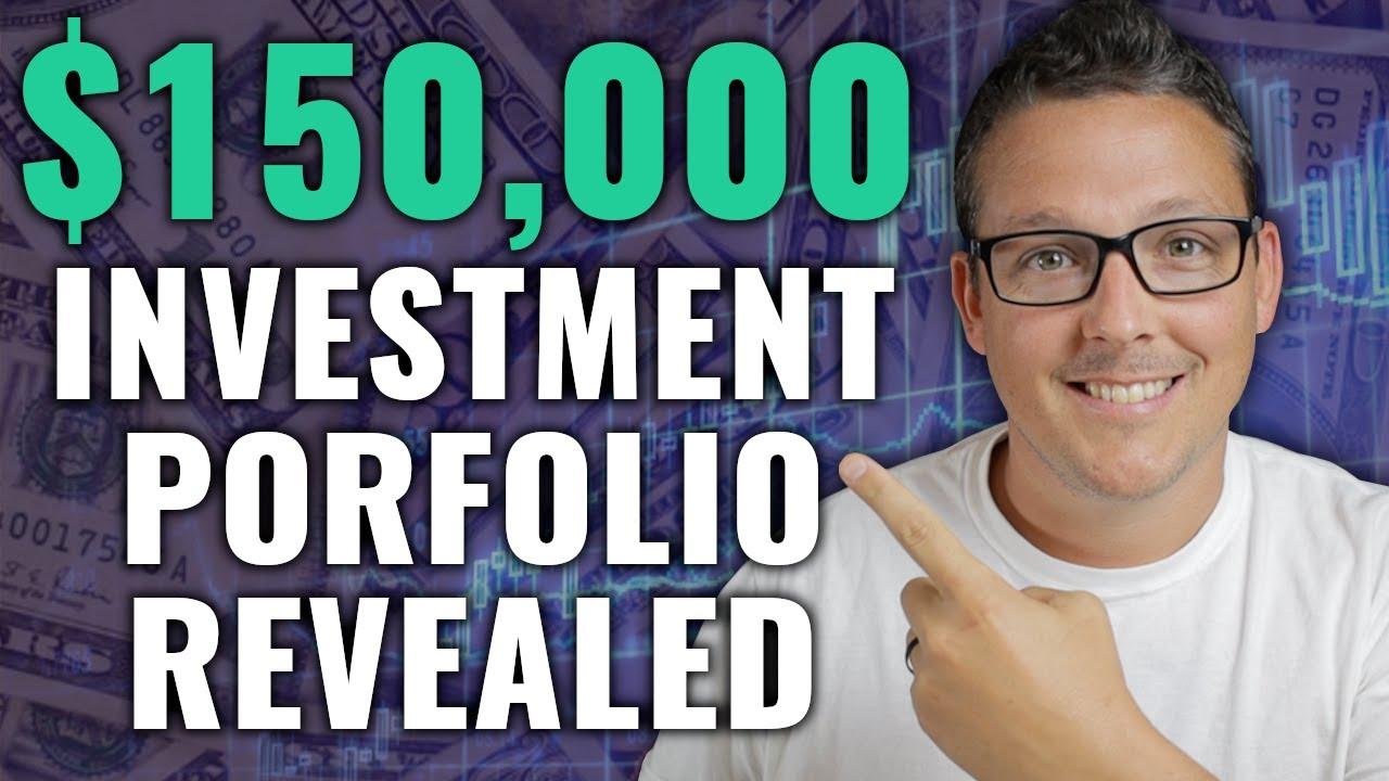 My Entire Investment Portfolio (IRA, 403b, 457 & Brokerages)
