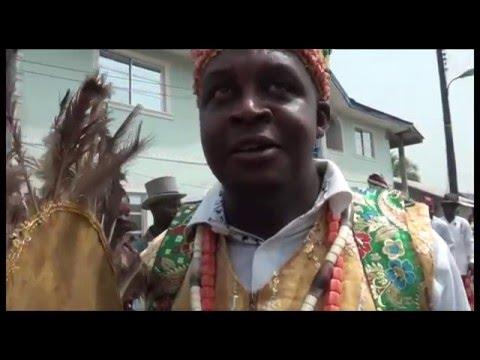 Okpoama Carnival 2015