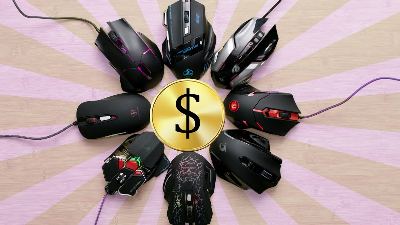 linus gaming mice