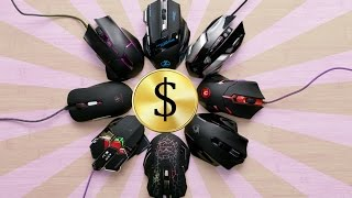 Cheap $15 Gaming Mouse Round Up!
