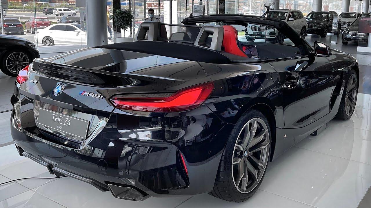 New 2022 BMW Z4 M40i: Extremely Brutal Machine!