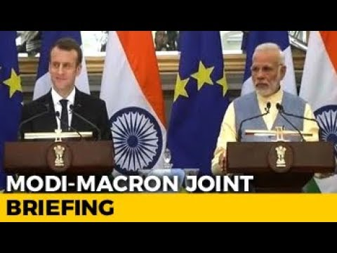 India And France March Shoulder To Shoulder, Says PM Modi