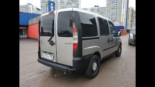FIAT Doblo, 2000 год , 10 км, 1 9 MT 63 л с