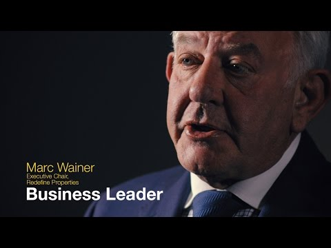 Business Leadership: Why Marc Wainer believes in 'management by walking around'