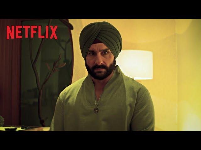 Sacred Games Season 2 | Official Trailer | Netflix