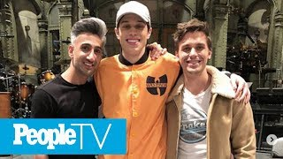 'Queer Eye's' Fab Five On Ariana Grande & Pete Davidson's Whirlwind Romance   PeopleTV