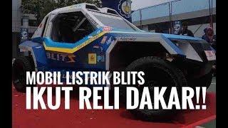 Gokil Banget Mobil Listrik Ini Mau Ikut Reli Dakar | otomotifmagz.com