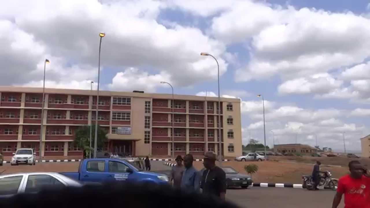 Commisioning Of Ochudo Ultra Modern City Abakaliki By Governor