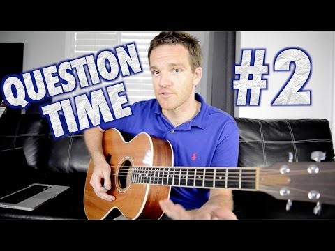 Question Time! The Blues Scale, 7 Strings and Radiohead