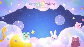 Canção de Ninar, a Melhor Música para Bebê Dormir!