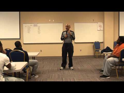 Carson-Newman Football: Tony Dungy speech 3-7-14