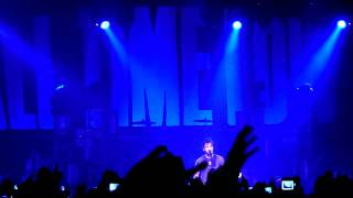 All Time Low - Therapy - Liverpool Guild of Students - 6th March 2011