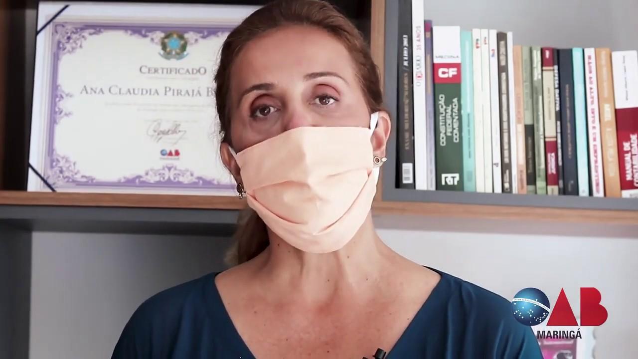 Confira, no YouTube, dicas de prevenção à Covid-19