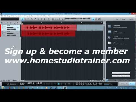 Studio One 2 - From the Beginning - Studio One 2 Setup from Scratch