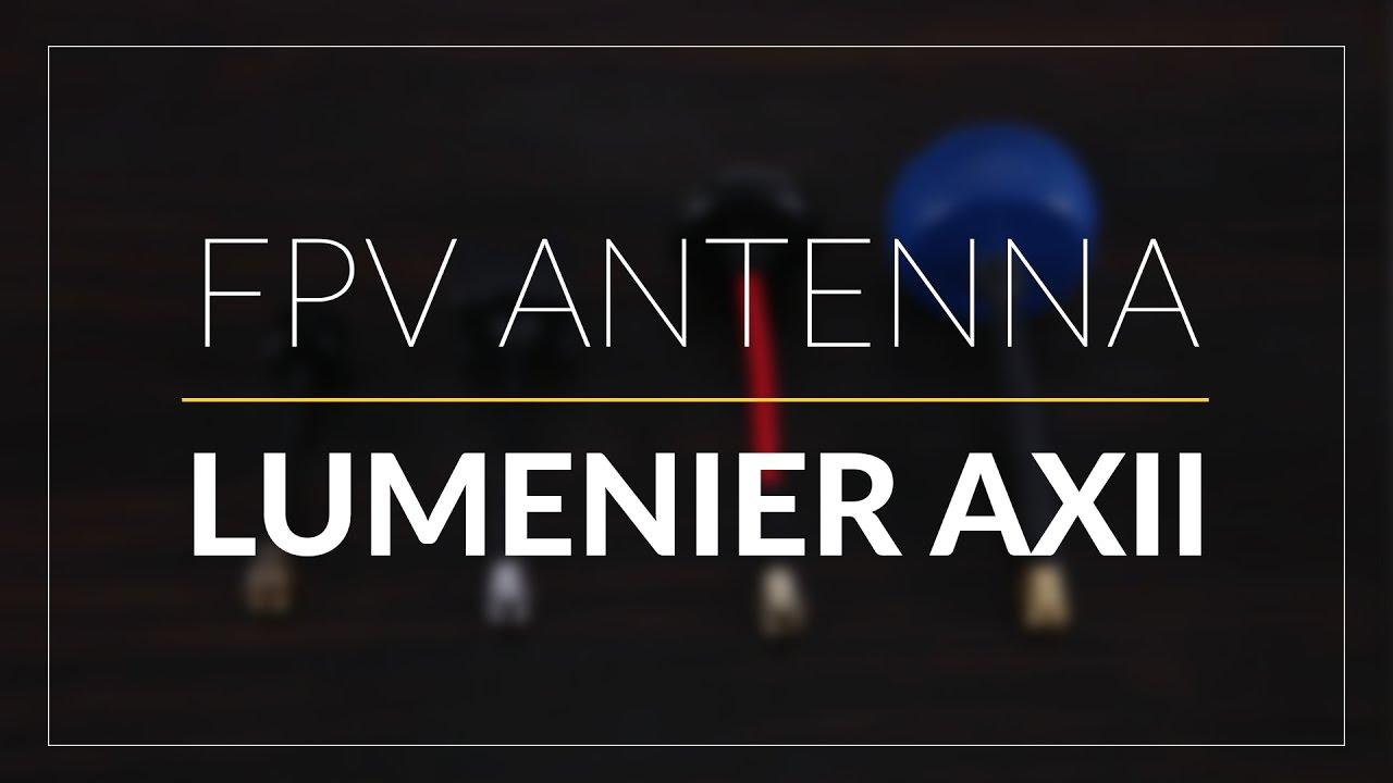 Lumenier AXII 5 8GHz Antenna (RHCP) (2pcs)