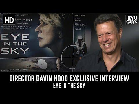 Director Gavin Hood Exclusive Interview - Eye in the Sky