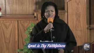 Nomonde Maseko - Great Is Thy Faithfulness