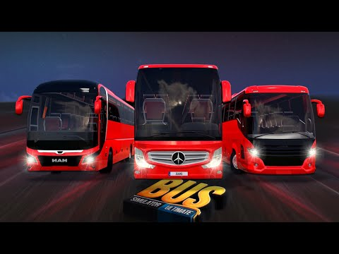 Bus Simulator : Ultimate 홍보영상 :: 게볼루션
