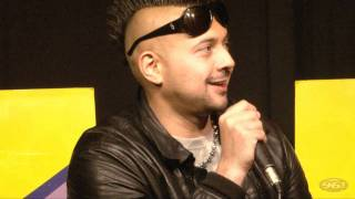 Channel 96-1: Sean Paul Interview Part 1
