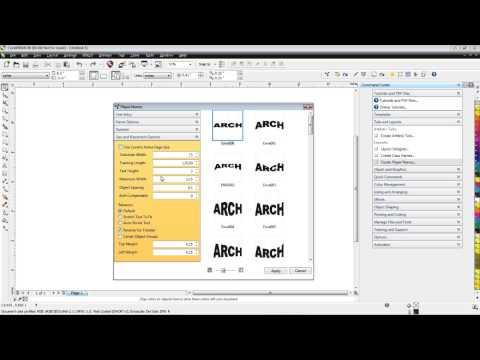 Smart Designer Pro: Player Names - YouTube
