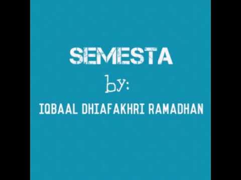 Iqbaal Dhiafakhri Ramadhan- Semesta