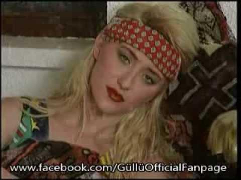 Güllü - Kopamam Senden Klip 1994