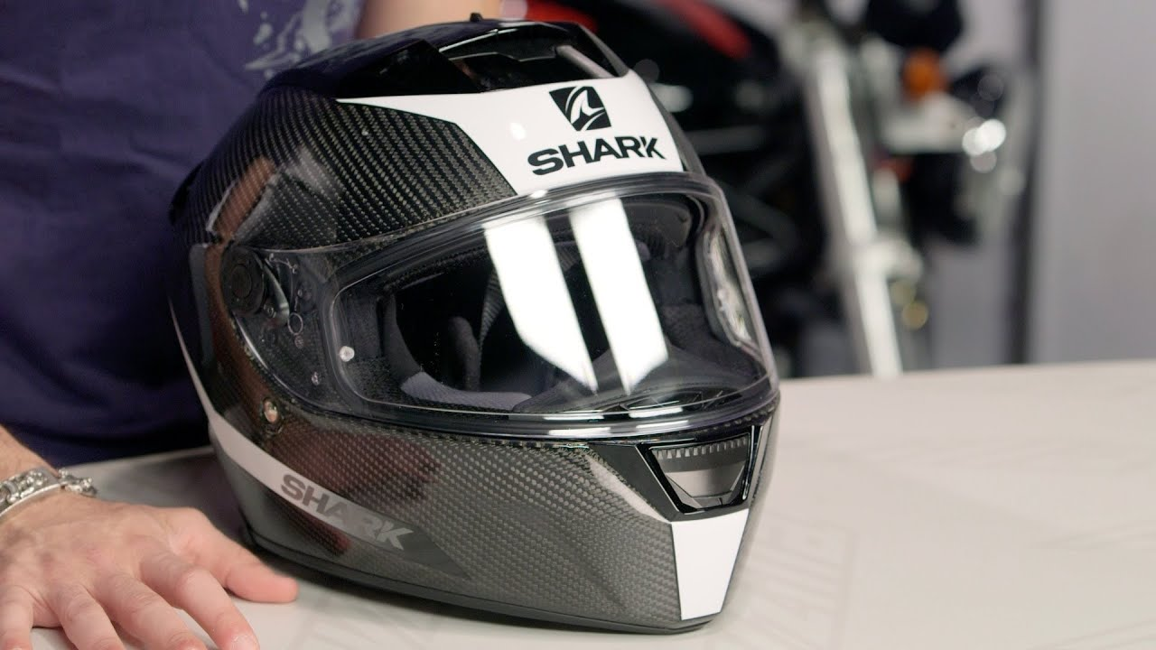 shark speed r carbon skin helmet review at youtube. Black Bedroom Furniture Sets. Home Design Ideas
