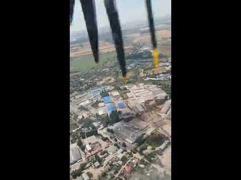 Взлет из аэропорта Одесса