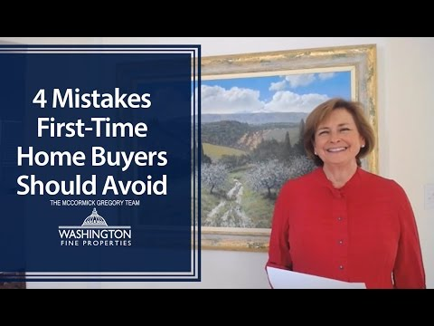 Washington D.C. Real Estate: First Time Home Buyers