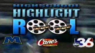 Highschool Highlight Reel 2011
