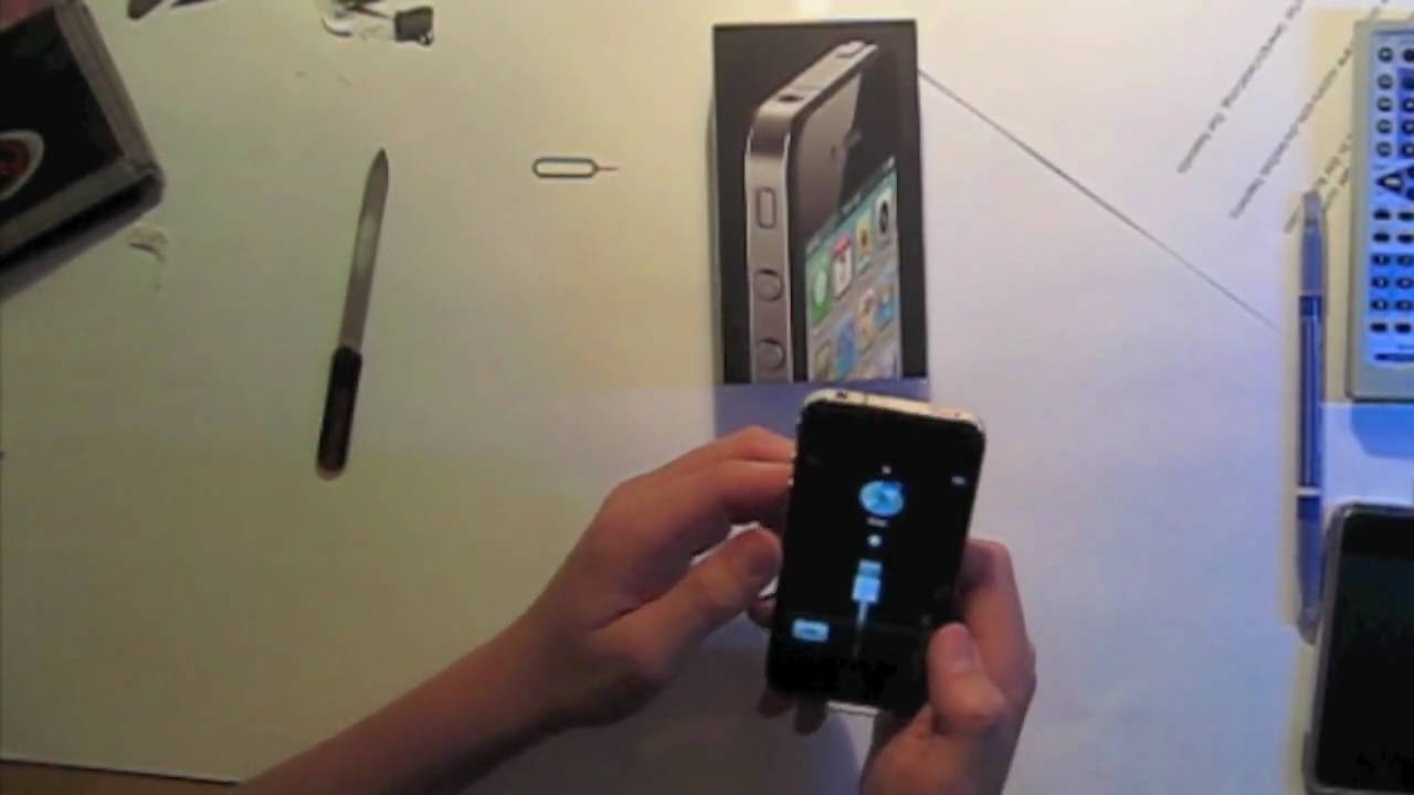 Sim Karte Iphone 4 Und 5