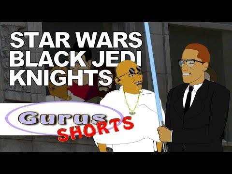 Star Wars Black Jedi Knights