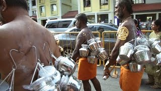 thaipusam 2016 singapore a walk with god part 2 journey