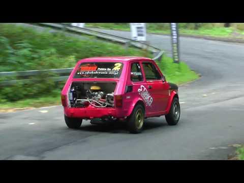 BSK TECH Wyścig Górski Rościszów 2019  - Patryk Skórka - Fiat 126p