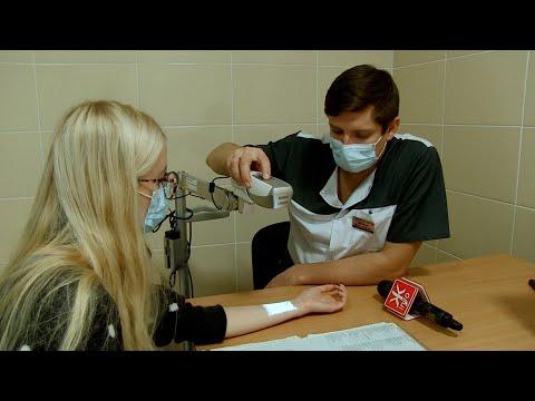 Житомир.info | Новости Житомира: Волонтерка, яка зібрала кошти на сканер вен для дитячої лікарні, планує передати ще один апарат