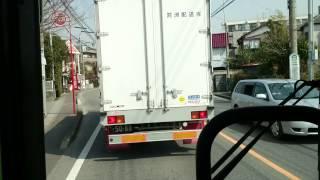 国際興業バス 志01 志木駅北口→浦和駅西口 前面展望