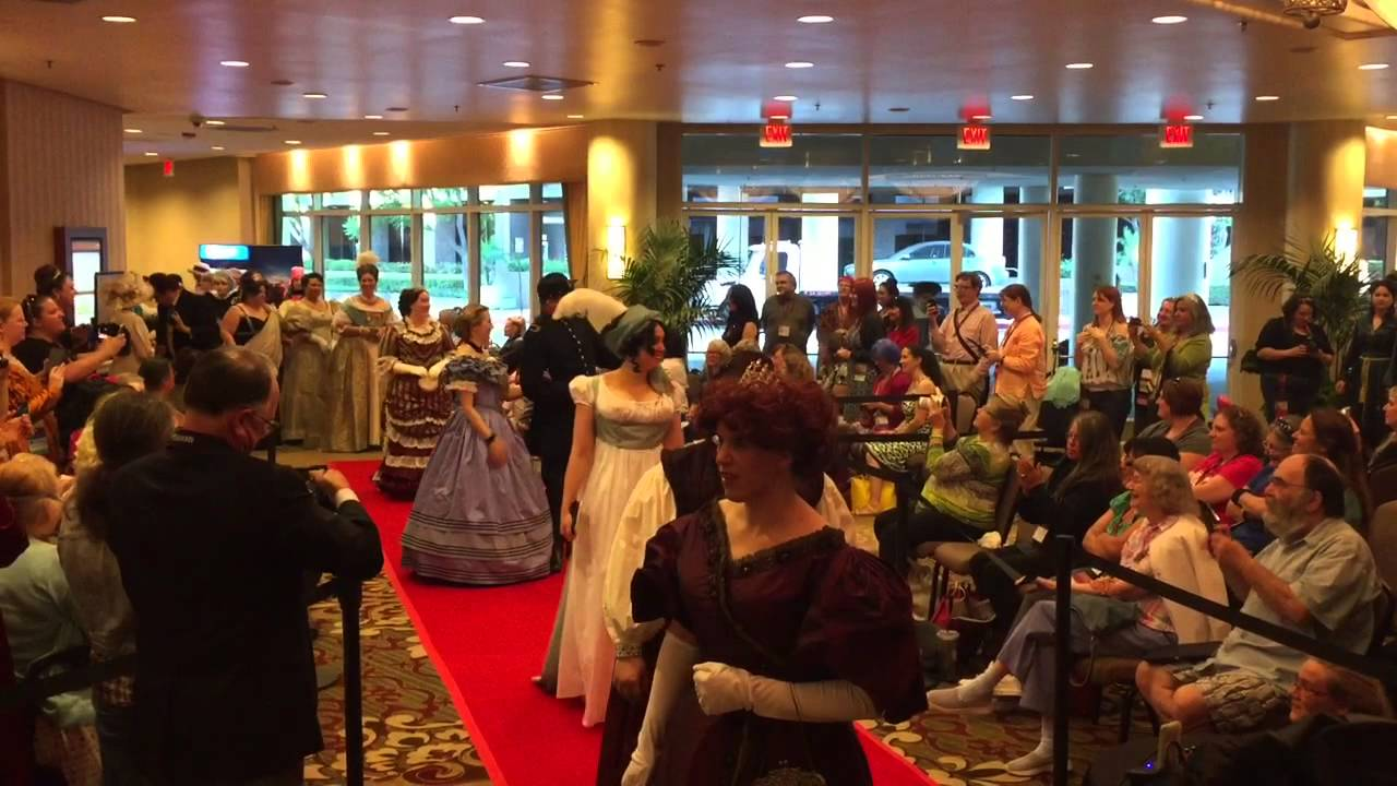 Costume College Red Carpet 2015 Youtube