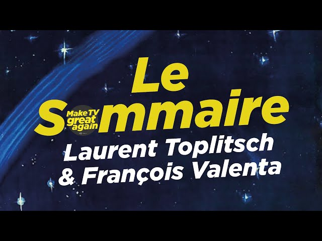 Le Sommaire par Spicher – Laurent Toplitsch & François Valenta