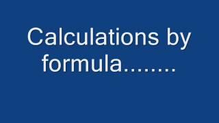 Bank interest rate calculator