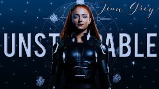 jean grey | unstoppable