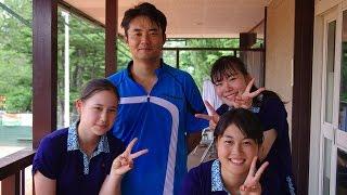 【札幌国際OP2014】杉村太蔵vs北大女子テニス部 thumbnail