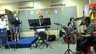 Download Karaoke singing with live band @ Queenstown Community Center MP3 song and Music Video