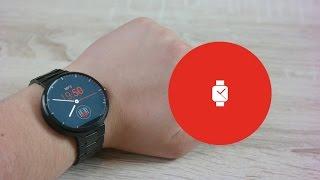 Motorola Moto 360 po 8 miesiącach - smartwatch wart zainteresowania?(Moto 360 to smart zegarek będący jednym z prekursorów tworzenia tego typu urządzeń. Jak się ma po 8 miesiącach użytkowania? Zapraszam na film., 2015-09-06T09:30:00.000Z)