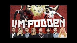 Sportbladet lanserar VM-Podden