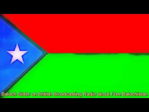 Baloch Sister on BBC Radio interview about Free Balochistan