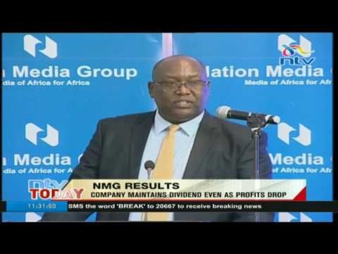 NMG maintains dividend even as profit drops